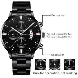 שעון יד יוקרתי לגבר דגם 2108