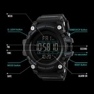 שעון יד יוקרתי לגבר דגם 2071
